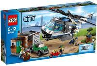 Lego 60046 City: Verfolgung mit dem Polizei-Hubschrauber