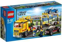 Lego City 60060: Autotransporter