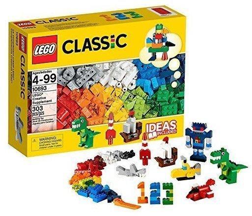 LEGO Classic - Baustein-Ergänzungsset (10693)