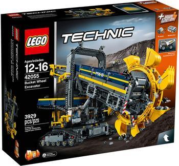 LEGO Technic - Schaufelradbagger (42055)