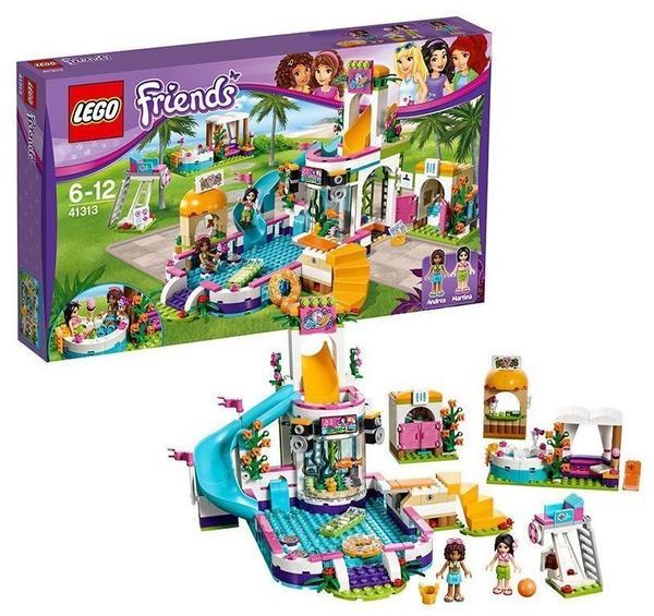 LEGO Friends - Heartlake Freibad (41313)