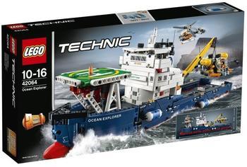 LEGO Technic - Forschungsschiff (42064)