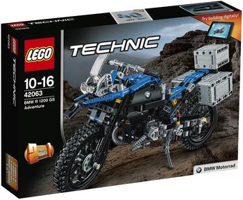 LEGO Technic - BMW R 1200 GS Adventure (42063)