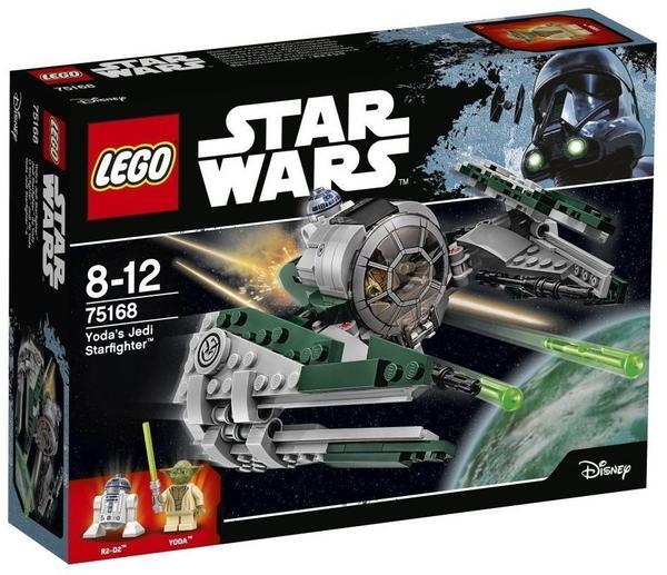 LEGO Star Wars - Yoda's Jedi Starfighter (75168)