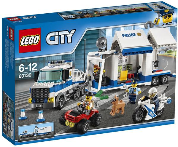 LEGO City - Mobile Einsatzzentrale (60139)