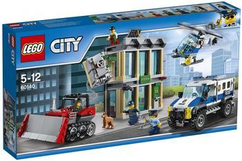 LEGO City - Bankraub mit Planierraupe (60140)