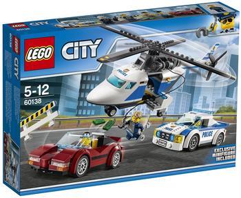 LEGO City - Rasante Verfolgungsjagd (60138)