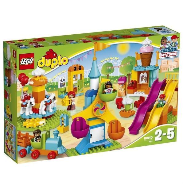LEGO Duplo - Großer Jahrmarkt (10840)