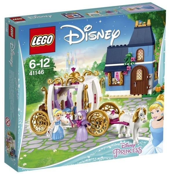 LEGO Disney Princess - Cinderellas zauberhafter Abend (41146)