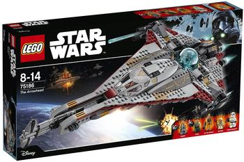 LEGO Star Wars - The Arrowhead (75186)