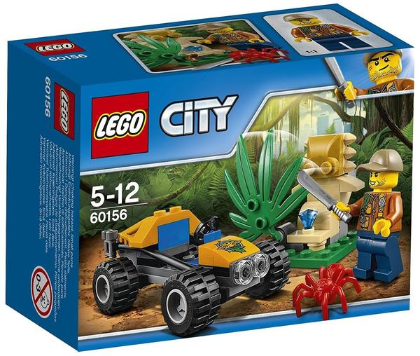 LEGO City - Dschungel-Buggy (60156)