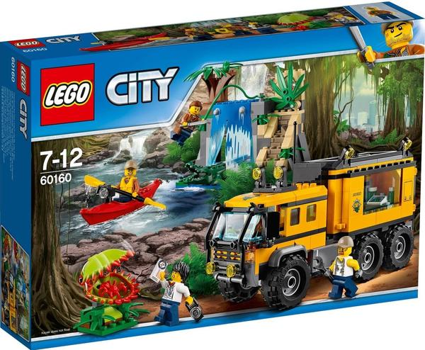 LEGO City - Mobiles Dschungel-Labor (60160)