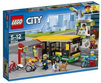 LEGO City - Busbahnhof (60154)