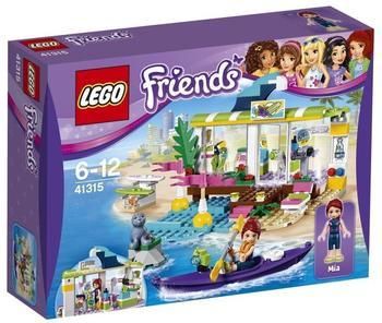 LEGO Friends - Heartlake Surfladen (41315)