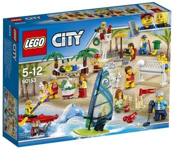 LEGO City - Ein Tag am Strand (60153)