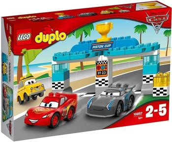 LEGO Duplo Cars - Piston-Cup-Rennen (10857)