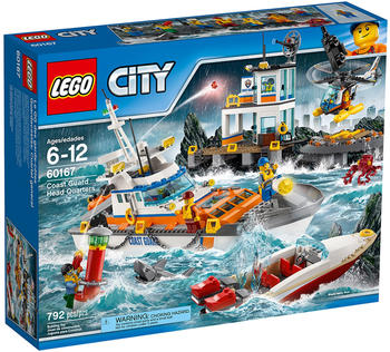 LEGO City - Küstenwachzentrum (60167)