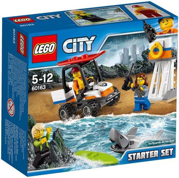 LEGO City - Küstenwache-Starter-Set (60163)