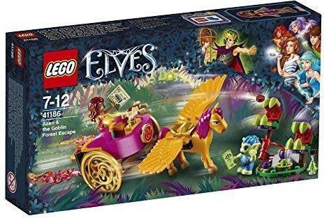 LEGO Elves - Azari und die Flucht aus dem Kobold-Wald (41186)