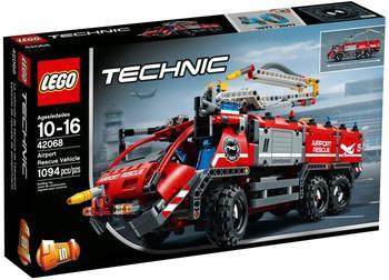 LEGO Technic - Flughafen-Löschfahrzeug (42068)