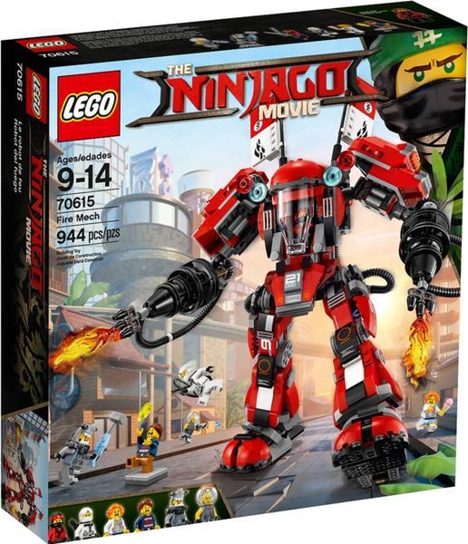 LEGO Ninjago - Kais Feuer-Mech (70615)