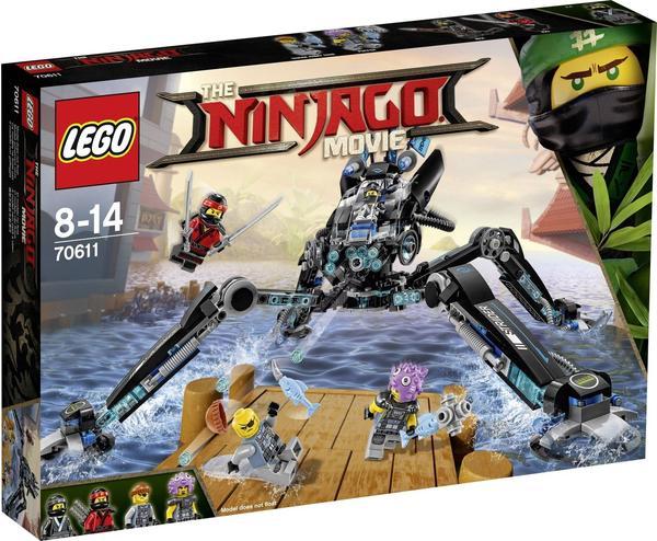 LEGO Ninjago - Nya's Wasser-Walker (70611)