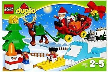LEGO Duplo - Winterspaß mit dem Weihnachtsmann (10837)