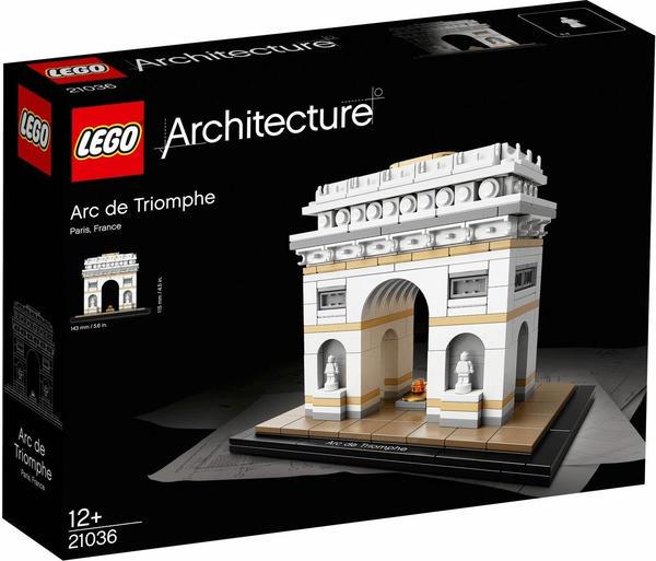 LEGO Architecture - Triumphbogen (21036)