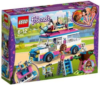 LEGO Friends - Olivias Rettungsfahrzeug (41333)