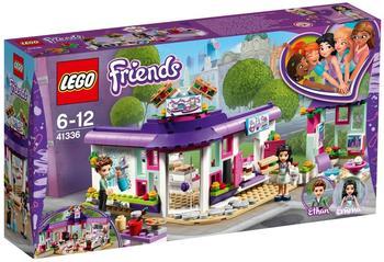 LEGO Friends - Emmas Künstlercafé (41336)