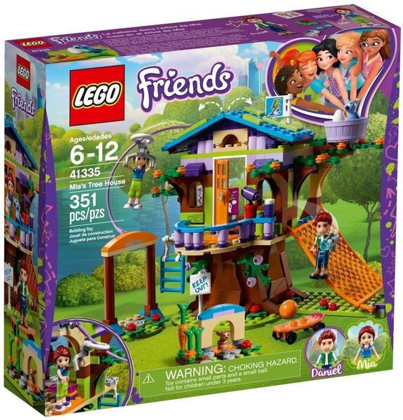 LEGO Friends - Mias Baumhaus (41335)