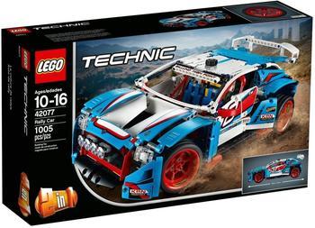 LEGO Technic - Rallyeauto (42077)