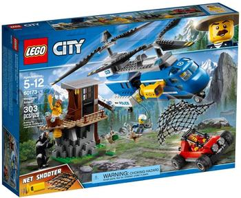 LEGO City - Festnahme in den Bergen (60173)
