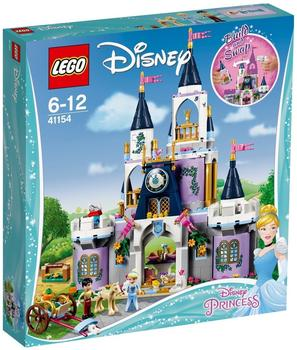 LEGO Disney Princess - Cinderellas Traumschloss (41154)