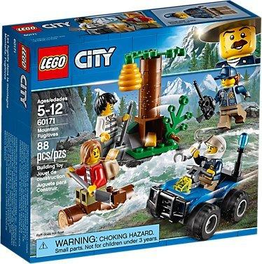 LEGO City - Verfolgung durch die Berge (60171)