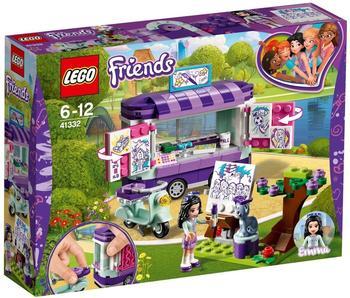 LEGO Friends - Emmas rollender Kunstkiosk (41332)