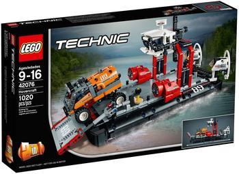 LEGO Technic - Luftkissenboot (42076)