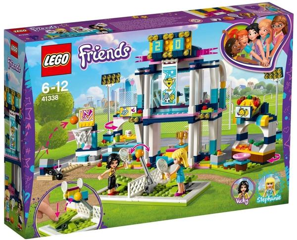 LEGO Friends - Stephanies Sportstadion (41338)