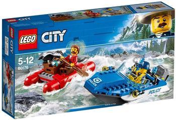 LEGO City - Flucht durch die Stromschnellen (60176)