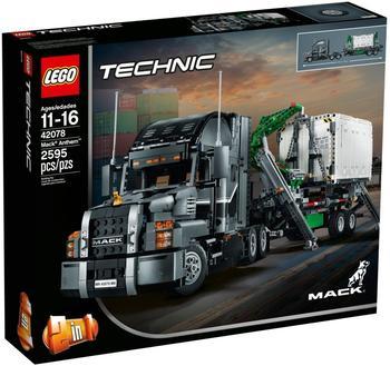 LEGO Technic - Mack Anthem (42078)