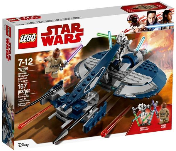 LEGO Star Wars - General Grievous Combat Speeder (75199)