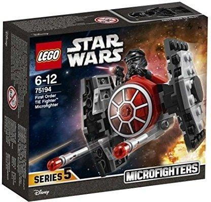 LEGO Star Wars - First Order TIE Fighter Microfighter (75194)