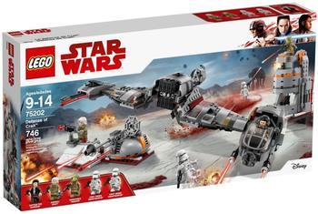 LEGO Star Wars - Defense of Crait (75202)