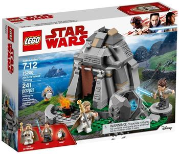 LEGO Star Wars - Ahch-To Island Training (75200)