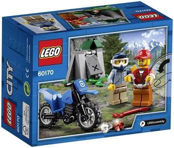 LEGO City - Offroad-Verfolgungsjagd (60170)