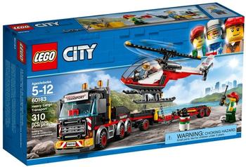 LEGO City - Schwerlasttransporter (60183)