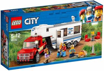 LEGO City - Pickup & Wohnwagen (60182)