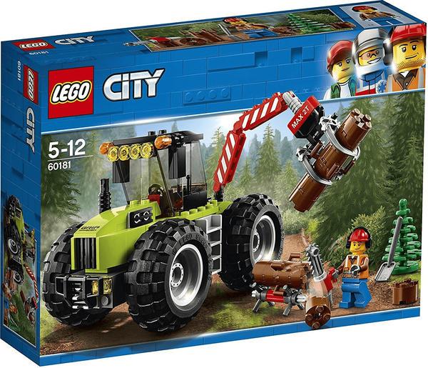LEGO City - Forsttraktor (60181)