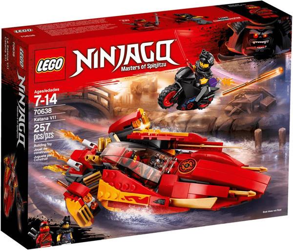 LEGO Ninjago - Katana V11 (70638)