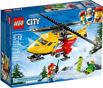 LEGO City - Rettungshubschrauber (60179)